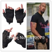 blackhawk hellstorm - Blackhawk Hellstorm Gloves Half Finger Tactical Gloves Outdoor Ride Semi finger Slip resistant Gloves Male With Logo