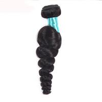 saç örgüsü demetleri satın alma toptan satış-8A Perulu Remy Saç Uzantıları Gevşek Dalga Dalgalı 100% Işlenmemiş Insan Saçı Örgü Demetleri Anlaşma 4 Demetleri Satın Alabilirsiniz