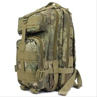 Gros Sacs Tactiques Militaires Tactiques Pas Cher-Version 3D US Military Tactics Package Grande Capacité 45L Camouflage Camping Sac Sac à dos Outdoor Tactical Camouflage Backpack