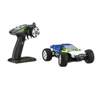 Wholesale Toy Cars For Electric Track - 1 18 Electric RC Car TROO E18XT BL V1 4WD remote control car Brushless Truck with 3CH Transmitter RC toys For Kids order<$18no track