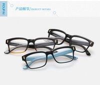 Wholesale Wholesale Colorful Optical Frames - DHL Free V Shape Optical Glasses Fasion Vintage Leopard Coffe Black Color Glasse Classic Glasses Unisex Colorful Sun glasses DHL free