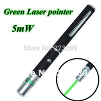 Hot Sale Pointeur laser puissant puissant Pointeur laser vert Pen Beam Light 5mW Professional High Power Laser A5