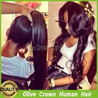 brazilian bakire saç peruk 1b toptan satış-Dantel Ön Peruk Brezilyalı İnsan Saç Vücut Dalga Tutkalsız Tam Dantel Peruk Virgin İnsan Saç İşlenmemiş 1b # Uzun Dalgalı Dantel Peruk Orta Kısmı