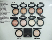 Wholesale mineralize skinfinish natural - High quality NEW hot makeup Mineralize Skinfinish poudre de Powders 10g