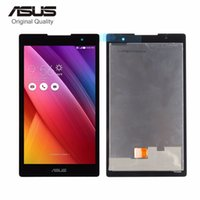 Wholesale touch screen tablets asus - Wholesale- Original 7'' For Asus ZenPad C 7.0 Z170 Z170CG LCD Display+Touch Screen Digitizer Sensors Glass Full Assembly Tablet Pc