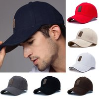Outdoor Sports Caps Männer Headwears Baseball Hysteresen Baumwolle Golf Player Hut Unisex Sport Sonnenhüte Bunte Baseball Althletes Cap