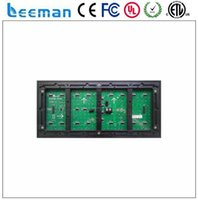 Wholesale Leeman p4 p4 p5 p6 p7 p8 p10 p12 RBG DUAL COLOR SINGLE led dot matrix module dy p10 led module
