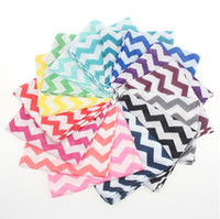 Wholesale Kids Infinity Scarves - Women Adult Scarf Girls Wholesale Chevron Scarves Bulk Zig Zag Kids Infinity Scarves 5 PCS   lot