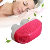 Wholesale Anti Snoring Devices - 1 box Anti-fog and haze anti snoring device for Snore Reducing Aid stop snoring breathing filter circuit solution