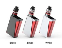 Barato Eletrônica De Venda De Furo-Hot Sale E-Cigarettes Box Kits Vape Kits 220W High Power Large Smoke Com 2.5mL Atomizer 3600mAh 8 Air Holes Electronic Set Durable