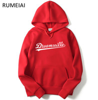 Wholesale animal for sale - Men Dreamville J COLE Sweatshirts Autumn Spring Hooded Hoodies Hip Hop Casual Pullovers Tops Clothing