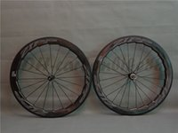 Wholesale Carbon Zipp - the newest model carbon fiber road bicycle wheels 454m NSW decal with Zipp logo wheelsets hot sale