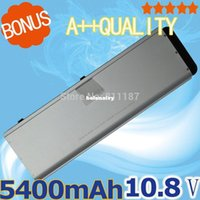 "Wholesale Battery A1281 - Lowest price 10.8V 5400mAH Battery For Apple A1281 A1286 (2008 Version) MB772 MB772* A MB772J A MB772LL A For MacBook Pro 15"""