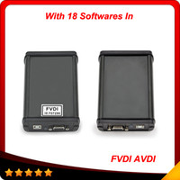 Wholesale Abrites Commander Vag - FVDI ABRITES Commander Full Version with 18 software activated for VAG for BMW For Opel For Toyota For Ford etc 18 software