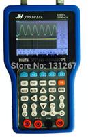 ingrosso oscilloscopio pc del canale usb-All'ingrosso-Spedizione gratuita JDS3012A oscilloscopio portatile + multimetro + generatore di segnale + registratore, larghezza di banda 30M, frequenza di campionamento 250M, 4in1