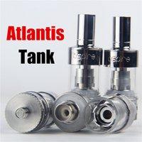 Wholesale Clone Mod E Cig - Wholesale Atlantis Vapor Tanks e Cig A spire Atlantis Subtank 1:1 Clone 0.5ohm sub ohm tank airflow control atomizer for ecig mods ecig