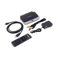 Wholesale Tv Box Cs918s - CS918S Andriod 4.4 Smart TV Box Quad Core 2GB RAM 16GB ROM Built in Bluetooth 3G 4K WIFI Android TV Box US Plug Hot