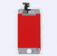 Wholesale Iphone 4s Lcd For Sale - Limited Promotion Sales For Full Front Assembly LCD DisplayTouch Screen Digitizer Replacement Part for iphone 4s