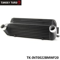 tansky intercooler al por mayor-TANSKY - KIT INTERCOOLER DE MONTAJE Turbo delantero para BMW 1/2/3/4 SERIE F20 F22 F32 PERNO EN TK-INT0022BMWF20
