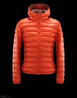 Wholesale Down Coats Jackets - Famous Brand Winter Light Down Jackets Norway 2015 High Quality Monlers Mens Winter Red Parka With Hood Duck Down Jacket Man Down Coats