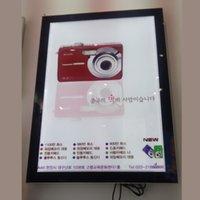 Wholesale Led Aluminum Frame Light Box - Slim Aluminum Alloy Frame LED Light Box