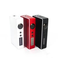 Wholesale Electronic Cigarette Adjustable Wattage - 2015 New Arrival Newest Sigelei 150W Box MOD Electronic Cigarette Variable Wattage 10W-150W 18650 Mod Sigelei 150W Mods Battery Free DHL