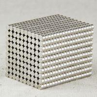süper güçlü neodimyum toptan satış-100 adet / grup 3X2mm Neodimyum Disk Süper Güçlü Nadir Toprak N35 Küçük Buzdolabı Mıknatısları 3mm mıknatıslar oyunları mıknatıslar N35