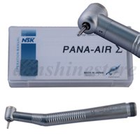 Wholesale Dental Handpiece Air High - NSK PANA Air Dental Fast High Speed Handpiece Wrench Type Single Spray 2 Holes