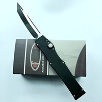 Wholesale Best Quality Knives - best quality andy halo V black tanto drop satin blade dual action removal tool K sheath knife knives
