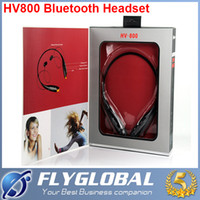 Wholesale Apple Iphone Clone - 2017 HV800 Earphone clone Stereo Wireless Bluetooth Headset For Smartphone PC Samsung S6 S5 S4 Note 3 HTC iphone Lenovo LG Colorful Headset