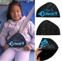 Wholesale Car Seat Belt Parts - Modern Design Black Secured Beauty Fit Child Adult Parts Protecting Adjuster Toddlers Car Safety Seat Belt Kids