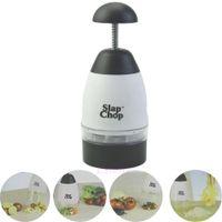 Wholesale Slap Chop Food Chopper - Garlic Triturator Food Chopper Slap Chop Fruit Vegetable Grater Kitchen Tool New Free shipping