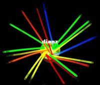 Wholesale Glow Fluorescent Light Sticks Bracelets - Christmas festivities ceremony fluorescent bracelets,night glow sticks LED toys