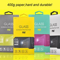 Wholesale Electronic Paper Screen - Wholesale for retail package of screen protector tempered glass for iphone 6 plus 5 4 Samsung Galaxy S6 S5 S4 Note 4 3 2 1