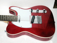 Wholesale Low Priced Electric Guitars - new 1211 Custom Shop Electric Guitar Red 6 strings Electric Guitar sell in the lowest price Free shipping
