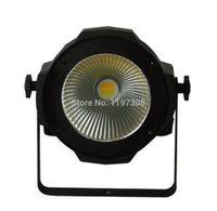 Wholesale Stage Light Videos - Wholesale-AC100-240V 100W 4in1 COB LED Par Light LED wash light video front lamp performance stage DMX lighting