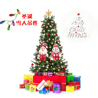 Wholesale Snowman Ornaments Sale - 2015 Hot Sale New Listing Santa Claus and Snowman Christmas Tree Ornaments Christmas Decorations 091