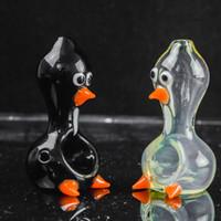 pipas de pinguino al por mayor-Tubos de vidrio para fumar 3