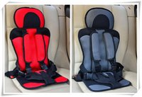 Wholesale Infant Portable High Chair - Free Shipping High Quality Car Child Baby Safety Cover Harness for 0-5 Years Old Baby Portable Infant Car Seats Child Safety Chair