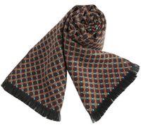 Wholesale Buy Fashion Gloves - Wholesale-2015 new South Korea bought men's fashion warm scarf han edition printed little joker cotton scarf