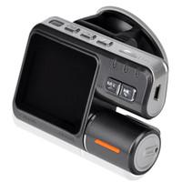 Wholesale car dash video camera recorder - HD 720P Dash DVR Car Styling Dvrs Video Camera Recorder Crash Camcorder G-sensor Car Dvr i1000