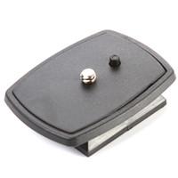 Wholesale Tripod Plates - Univeral QR Quick Release Plate Tripod Head for QB-4W Sony CX-888 CX-444 Velbon