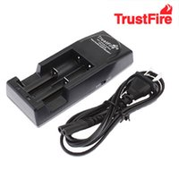 Wholesale trustfire chargers - High Quality Trust fire Trustfire Battery Charger Mod Charger for 18650 18500 18350 17670 14500,10440 Battery