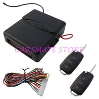 Wholesale Unlock Three - In Stock High Quality Car Keyless Entry System Three Buttons Remote Controls Lock Unlock Trunk Release Fast Shipping In 24 Hours