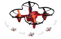 Wholesale Rc Toy Helicopter Usb - Wholesale-New 4 channels ready-to-go electric quadrocopter plastic Rc helicopter with remote control usb quadcopter toys
