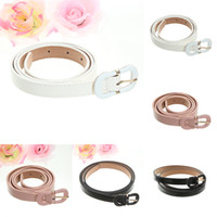 Wholesale Korean Chic Dress - Chic Women's Pin Buckle PU Leather Waist Belts Korean Style Ladies Girl Outdoor Dress Up Waistbands Free Shipping Wholesale 5XYD3