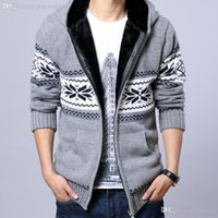Cheap Men S Knit Hooded Cardigans | Free Shipping Men S Knit ...