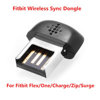 Wholesale Computer Flex - 100% Original Fitbit Wireless Sync Dongle usb Adapter for Computer Suitable for Fitbit Flex Force One Charge Charge HR Surge