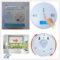 Wholesale Security Alarms Cheap - Cheap Smoke Poisoning Gas Carbon Monoxide Security Sensor Alarm Detector Tester