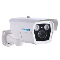 "Wholesale Ir Camera Auto - ESCAM Q1039 1 2.5"" CMOS HD 1080P Onvif 3-12mm 4X Auto Zoom 40M IR Range P2P Waterproof Home Outdoor Security IP Camera CCTV Free DHL"